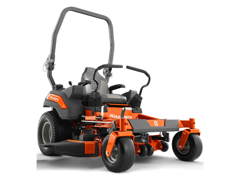 2021 Husqvarna Power Equipment Z454 54 in. Kawasaki FX Series 22 hp in Saint Johnsbury, Vermont