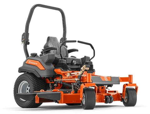 2021 Husqvarna Power Equipment Z554L 54 in. Kawasaki FX Series 27 hp in Speculator, New York