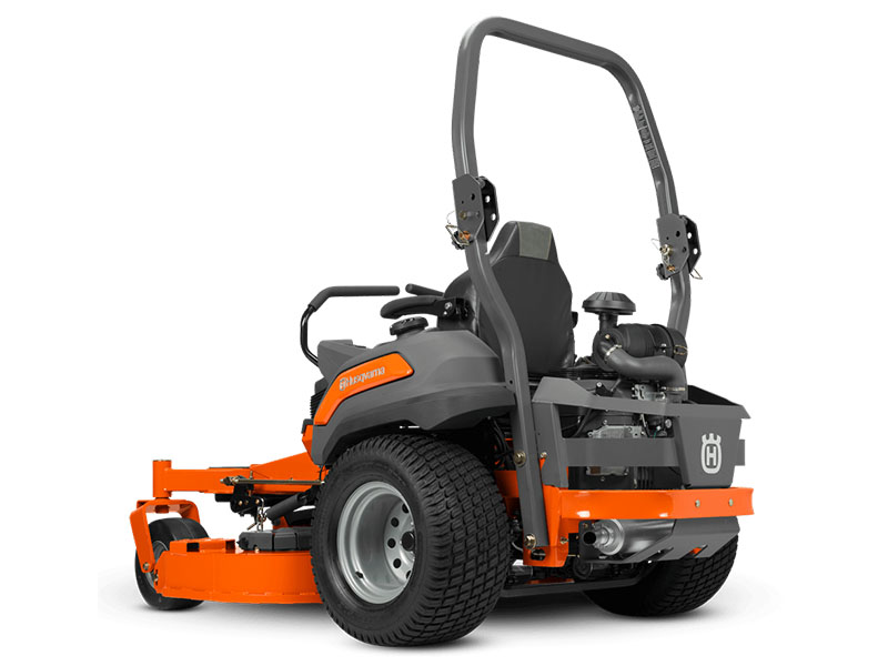 2021 Husqvarna Power Equipment Z554X 54 in. Kawasaki FX Series 25.5 hp in Berlin, New Hampshire - Photo 7