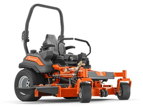2021 Husqvarna Power Equipment Z554X 54 in. Yamaha MX Series 27.5 hp in Berlin, New Hampshire