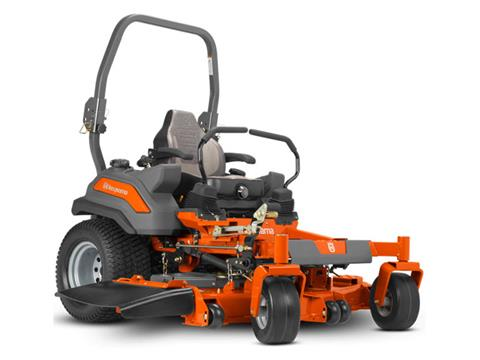 2021 Husqvarna Power Equipment Z572X 72 in. Kawasaki FX Series 31 hp in Saint Johnsbury, Vermont