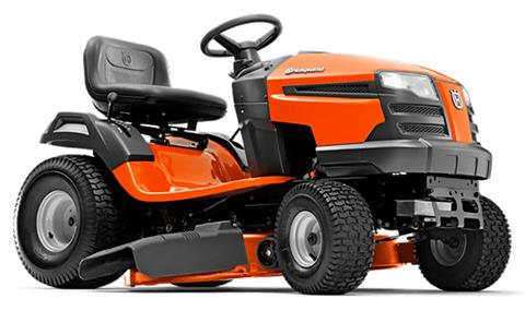 2021 Husqvarna Power Equipment LT17538 38 in. Briggs & Stratton Intek 17.5 hp in Petersburg, West Virginia
