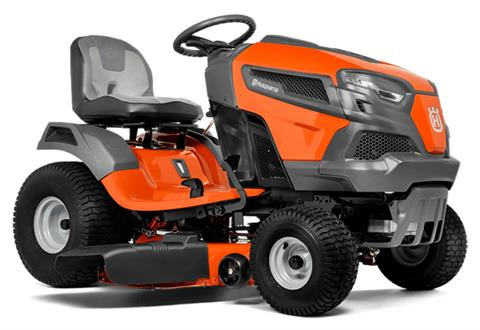 2021 Husqvarna Power Equipment TS 142X 42 in. Briggs & Stratton Endurance Series CARB 20 hp in Petersburg, West Virginia