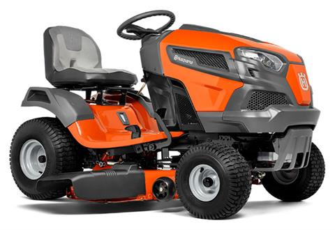 2021 Husqvarna Power Equipment TS 142 42 in. Briggs & Stratton Endurance Series 18.5 hp in Berlin, New Hampshire