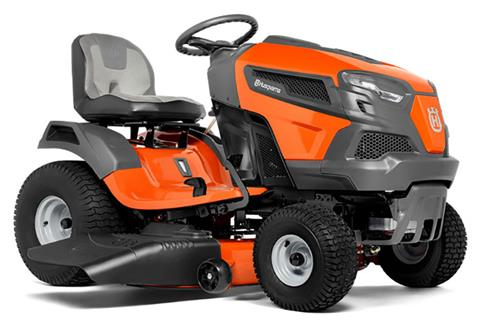 2021 Husqvarna Power Equipment TS 146X 46 in. Briggs & Stratton Endurance Series 22 hp in Petersburg, West Virginia