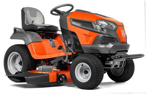 2021 Husqvarna Power Equipment TS 248G 48 in. Kawasaki FR Series 24 hp in Berlin, New Hampshire