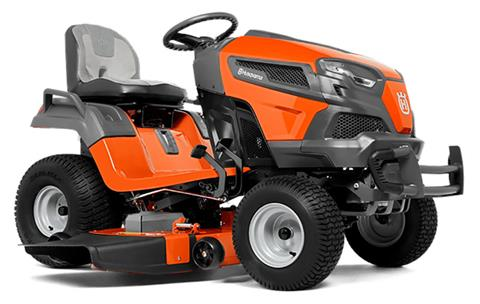 2021 Husqvarna Power Equipment TS 248XD 48 in. Kawasaki FR Series 23 hp in Berlin, New Hampshire - Photo 1