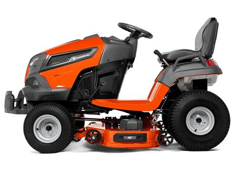 2021 Husqvarna Power Equipment TS 248XD 48 in. Kawasaki FR Series 23 hp in Berlin, New Hampshire - Photo 3