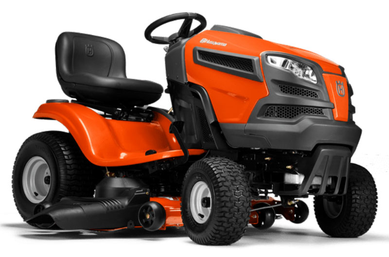 2021 Husqvarna Power Equipment YTH24V48 48 in. Briggs & Stratton Intek 24 hp in Gaylord, Michigan