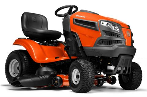 2021 Husqvarna Power Equipment YTH24V54 54 in. Briggs & Stratton Intek 24 hp Lowes in Berlin, New Hampshire