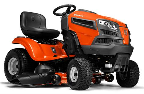2021 Husqvarna Power Equipment YTH24V54 54 in. Briggs & Stratton Intek CARB 24 hp in Petersburg, West Virginia