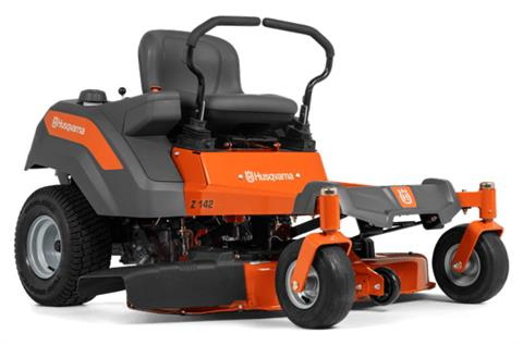 2021 Husqvarna Power Equipment Z142 42 in. Kohler 6600 Series 17 hp in Duncansville, Pennsylvania - Photo 1