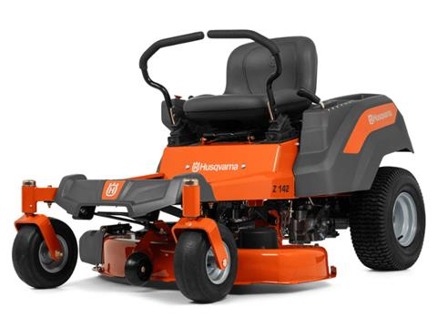 2021 Husqvarna Power Equipment Z142 42 in. Kohler 6600 Series 17 hp in Duncansville, Pennsylvania - Photo 2
