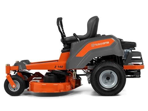 2021 Husqvarna Power Equipment Z142 42 in. Kohler 6600 Series 17 hp in Prairie Du Chien, Wisconsin - Photo 3