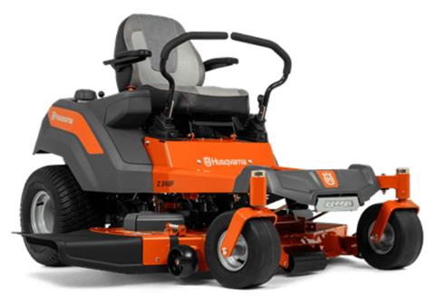 2021 Husqvarna Power Equipment Z248F 48 in. Kohler 7000 Series 26 hp in Speculator, New York