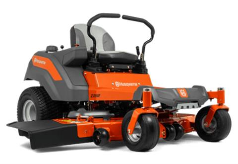 2021 Husqvarna Power Equipment Z254F 54 in. Kawasaki FR Series 23 hp in Berlin, New Hampshire