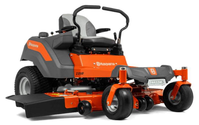 2021 Husqvarna Power Equipment Z254F 54 in. Kawasaki FR Series 24 hp in Duncansville, Pennsylvania - Photo 1