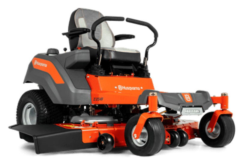 2021 Husqvarna Power Equipment Z254F 54 in. Kohler 7000 Series 26 hp in Petersburg, West Virginia - Photo 1