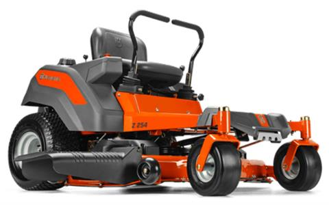 2021 Husqvarna Power Equipment Z254 54 in. Briggs & Stratton Endurance Series 24 hp in Berlin, New Hampshire