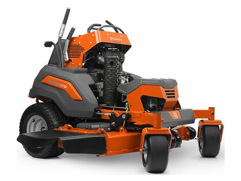 2021 Husqvarna Power Equipment V554 54 in. Kawasaki FX Series 24.5 hp in Petersburg, West Virginia