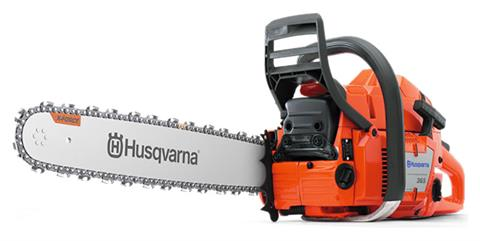 Husqvarna Power Equipment 365 24 in. bar Chainsaw in Barre, Massachusetts