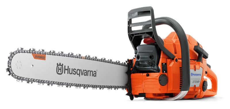 Husqvarna Power Equipment 372 XP X-TORQ 20 in. bar Chainsaw in Berlin, New Hampshire