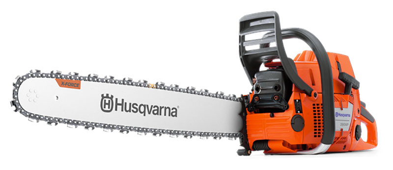 Husqvarna Power Equipment 390 XP 24 in. bar Chainsaw in Berlin, New Hampshire