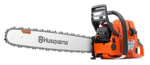 Husqvarna Power Equipment 390 XP 28 in. bar Chainsaw in Berlin, New Hampshire