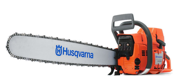 Husqvarna Power Equipment 395 XP 36 in. bar 0.058 ga. in Berlin, New Hampshire