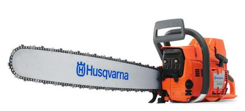 Husqvarna Power Equipment 395 XP 24 in. bar Chainsaw in Berlin, New Hampshire