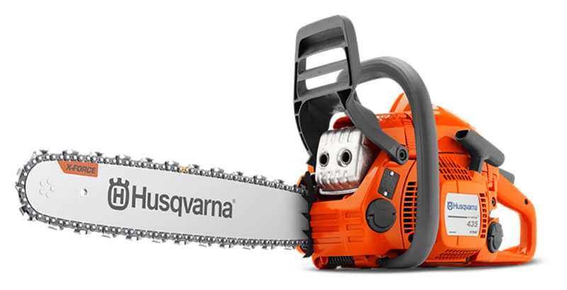 2019 Husqvarna Power Equipment 435e II 2 pack Chainsaw in Terre Haute, Indiana