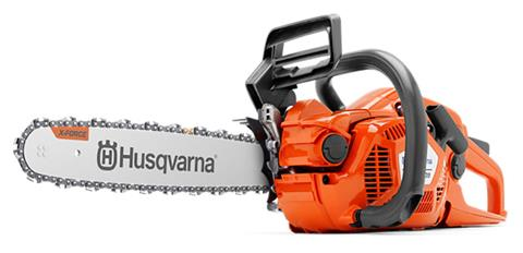 2019 Husqvarna Power Equipment 439 16 in. bar Chainsaw in Hancock, Wisconsin