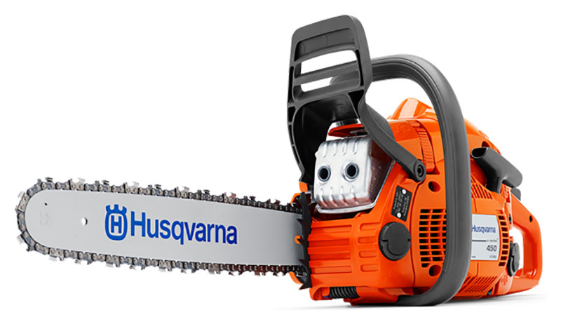 2019 Husqvarna Power Equipment 450e II 20 in. Chainsaw in Berlin, New Hampshire