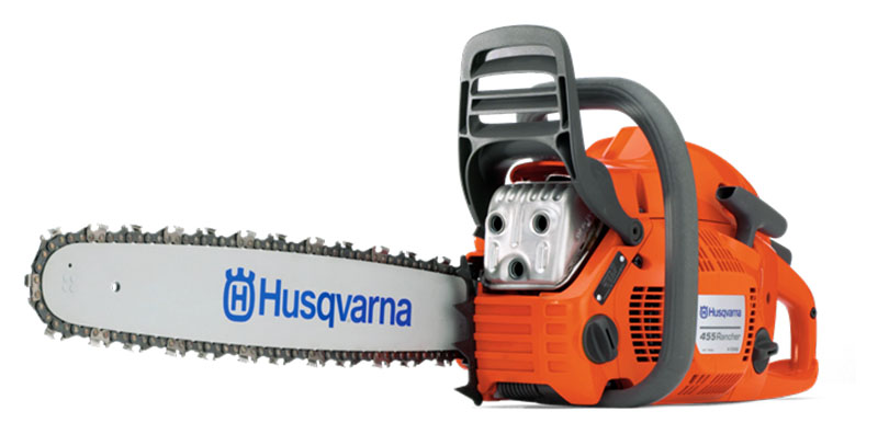 Husqvarna Power Equipment 455R 18 in. Chainsaw in Gaylord, Michigan