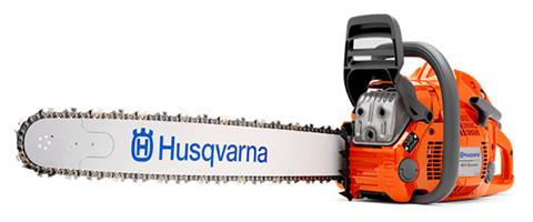 Husqvarna Power Equipment 465 Rancher 24 in. bar Chainsaw in Francis Creek, Wisconsin