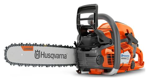 2019 Husqvarna Power Equipment 545 Mark II 18 in. bar 0.058 ga. Chainsaw in Hancock, Wisconsin