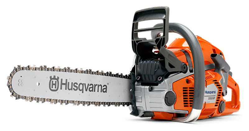 Husqvarna Power Equipment 550 XP 18 in. bar Chainsaw in Berlin, New Hampshire
