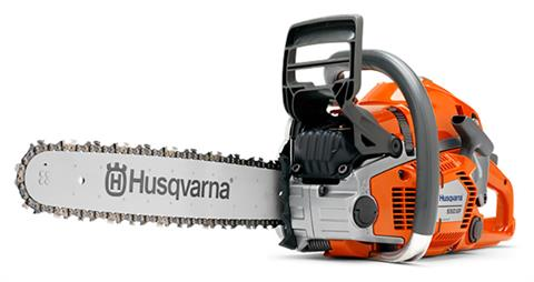 Husqvarna Power Equipment 550 XP G 18 in. bar Chainsaw in Barre, Massachusetts