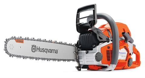 Husqvarna Power Equipment 562 XP 18 in. bar Chainsaw in Barre, Massachusetts