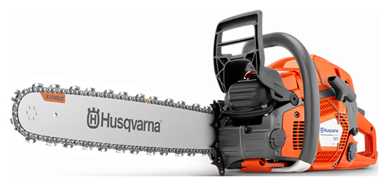 2019 Husqvarna Power Equipment 565 24 in. bar 0.058 ga. Chainsaw in Lacombe, Louisiana