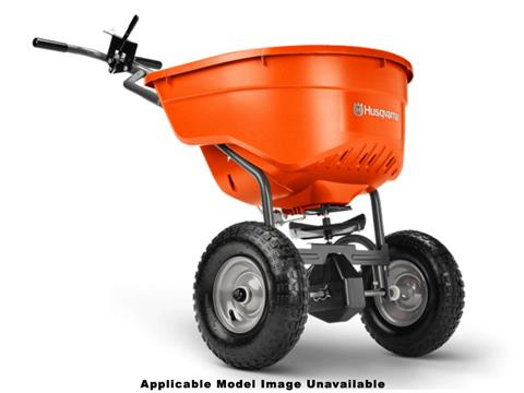 2021 Husqvarna Power Equipment 85 lb. Push Spreader in Petersburg, West Virginia
