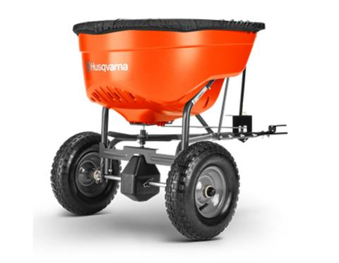 2021 Husqvarna Power Equipment 130 lb. Tow-behind Spreader in Petersburg, West Virginia