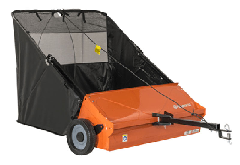 2021 Husqvarna Power Equipment 42 in. Lawn Sweeper in Melissa, Texas - Photo 1