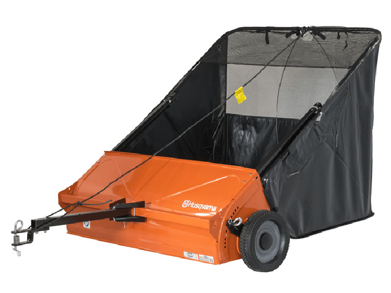 2021 Husqvarna Power Equipment 42 in. Lawn Sweeper in Melissa, Texas - Photo 2