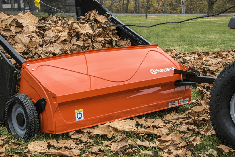 2021 Husqvarna Power Equipment 42 in. Lawn Sweeper in Melissa, Texas - Photo 6