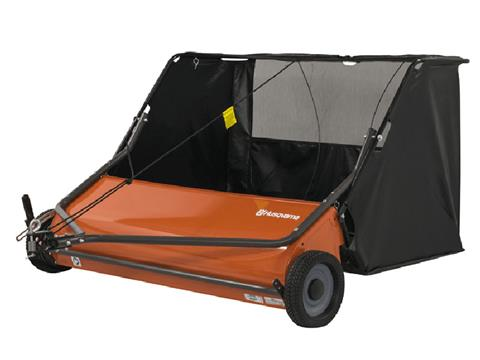 2021 Husqvarna Power Equipment 52 in. Lawn Sweeper in Duncansville, Pennsylvania - Photo 2
