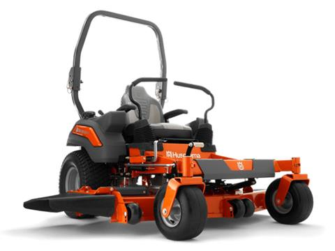 2021 Husqvarna Power Equipment Z460XS 60 in. Kawasaki FX Series 23.5 hp in Speculator, New York