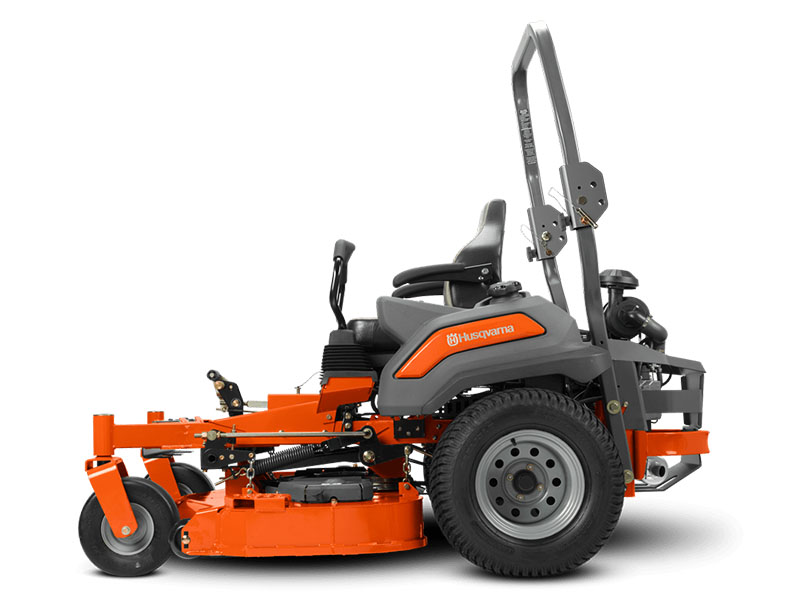 2021 Husqvarna Power Equipment Z554X 54 in. Kohler FX Series 25.5 hp in Fairview, Utah - Photo 4