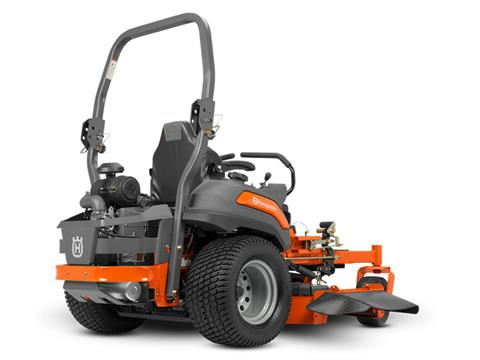 2021 Husqvarna Power Equipment Z554X 54 in. Kohler FX Series 25.5 hp in Chillicothe, Missouri - Photo 8