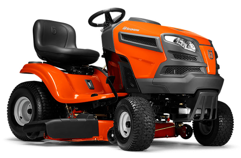 2021 Husqvarna Power Equipment YTH18542 42 in. Briggs & Stratton Intek 18.5 hp in Prairie Du Chien, Wisconsin